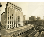 Park Lexington Bldg & Grand Central Depot 1923