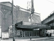 Parthenon Theater, Wyckoff Avenue at Myrtle Avenue, Ridgewood, 1925