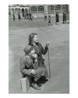 Performers at the Worlds Fair 1939 - Flushing - Queens - NYC