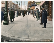 Pitkin Avenue Brownsville 1921
