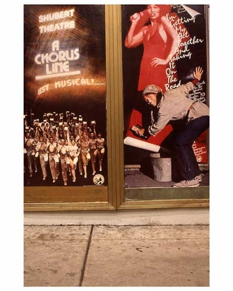 Play advertisements  - Theater District 1970s Manhattan