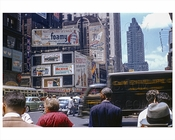 42nd Street Manhattan 1954