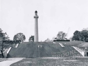 Prison Ship Martyrs' Monument in Fort Greene Park, 1910