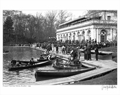Prospect Park Boat House Brooklyn 1906