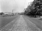 Prospect Park Southwest looking north, 1944
