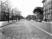 Prospect Park West, southwest to 14th Street, 1950