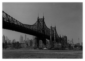 Queensboro 59th Street Bridge 1960's