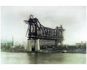 Queensboro  Bridge - 1906 - Long Island City -  Queens, NY