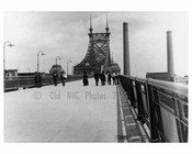 Queensboro Bridge 1910 Long Island City -  Queens, NY