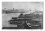 Queensboro Bridge construction 10