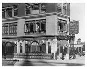 """Rectors Restaurant"" S.E. corner of Broadway & West 44th Street - Midtown Manhattan - 1915"