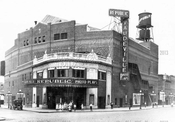 Republic Theater, Grand Street Extension at Keap Street, Williamsburg, 1930