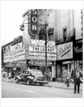RKO Madison Theater 1946