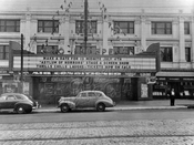 RKO Prospect Theater on Ninth Street off Fifth Avenue, c.1950