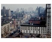 Rooftop view of Manhattan 1955   -  New York, NY