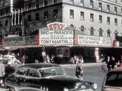 Roxy Theater on 7th Avenue, early 1950s