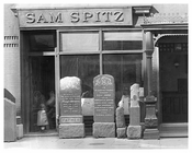 """Sam Spitz"" 1766 Lexington Avenue & 110th Street 1911 - Upper East Side, Manhattan - NYC"