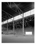 second floor of pier shed  of Pier #4 - Brooklyn Army Supply Base