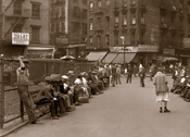 Seward Park- Hester & Essex Sts. Manhattan 1930