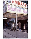"""Sleeping Beauty""  at the Embassy Theater - Theater District 1970s Manhattan"