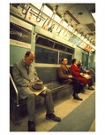 Sleepy Commuters 1970's
