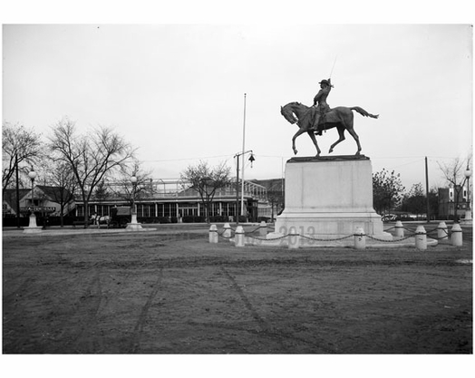 Slocom Statue & Bedford Rest