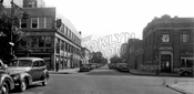 Snyder Avenue looking east to Bedford Avenue, 1940