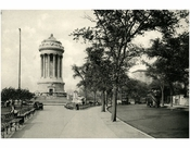 Soldiers & Sailors Monument Riverside Drive