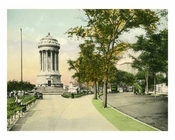 Soliders & Sailors Monument - Riverside Drive - Upper West Side   - New York, NY