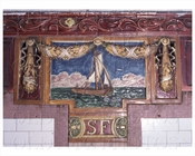 South Ferry mosaic 1978