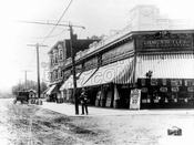 South side Avenue P between East 10th Street and Coney Island Avenue, 1912