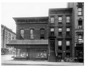 South West Corner of  Lexington Avenue & 110th Street 1911 - Upper East Side, Manhattan - NYC