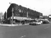 Southeast corner Flatbush Avenue and Glenwood Road, 1967