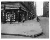 Southwest Corner of 59th Street & Madison Avenue -  Midtown Manhattan 1914