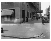 Southwest corner of  7th Avenue &  West 54th Street -  Midtown Manhattan 1914