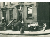 Southwest corner of Lexington Avenue & East 118th Street, Harlem 1912