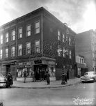 Southwest corner Osborn Street and Glenmore Avenue, 1953
