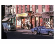 Spring & Mulberry St. 1974