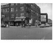 St Johns Place & Ralph Ave NW corner Crown Heights 1965