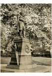 Statue of Abraham Lincoln. Prospect Park 1921