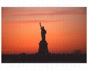 Statue of Liberty 1978 Photo by Aron Eisenpress