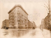Sterling Place at Butler Place, right off Grand Army Plaza, 1916