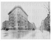 Sterling Place at Butler Place, right off Grand Army Plaza 1916