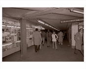 Subway Station with Customers 4