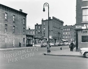 Sumner Avenue at Halsey Street, c.1960