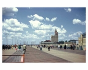 Surf Ave - Coney Island Boardwalk 1950s - Brooklyn, NY