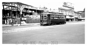 Surf Ave - Seagate Trolley Line