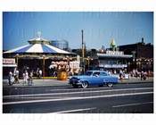 Surf Avenue Coney Island 1960