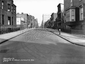 Taaffe Place north from Lafayette Avenue, 1931