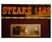 Tad's Steaks  - Midtown Manhattan 1968 NYC